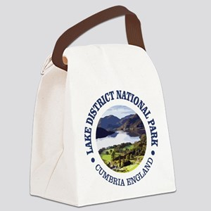 Lake District NP Canvas Lunch Bag