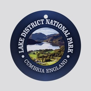 Lake District NP Round Ornament