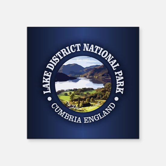 Lake District NP Sticker