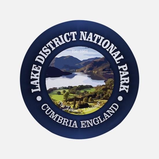 Lake District NP Button