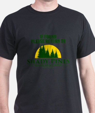 Return to Shady Pines T-Shirt