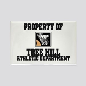 Tree Hill Athletics Rectangle Magnet