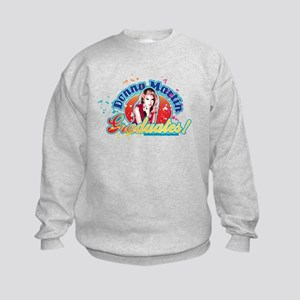 90210 Donna Martin Graduated Kids Sweatshirt