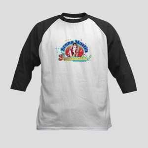 90210 Donna Martin Graduated Kids Baseball Tee