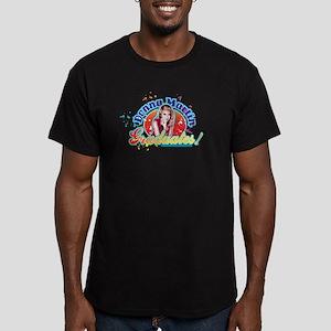 90210 Donna Martin Gra Men's Fitted T-Shirt (dark)