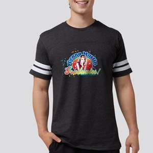 90210 Donna Martin Graduated Mens Football Shirt