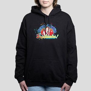 90210 Donna Martin Gradu Women's Hooded Sweatshirt