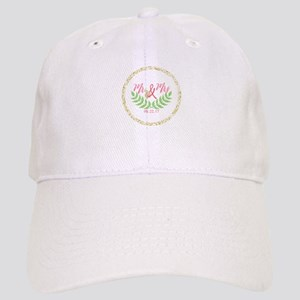 Personalized Wedding Date Baseball Cap