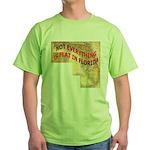 Flat Florida Green T-Shirt