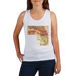 Flat Florida Women's Tank Top