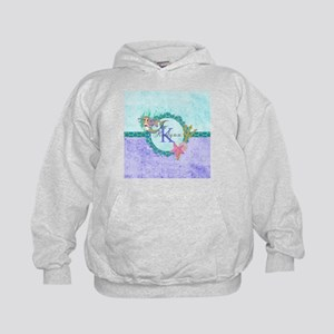 Personalized Monogram Mermaid Sweatshirt
