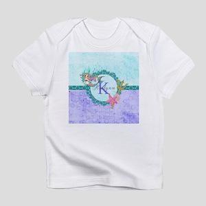 Personalized Monogram Mermaid T-Shirt
