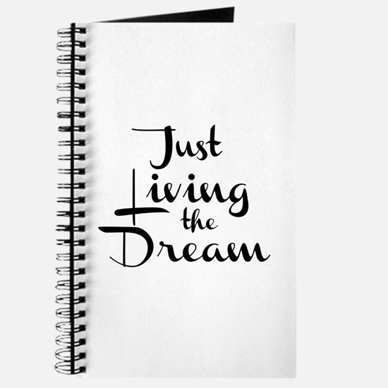 Living the Dream Journal
