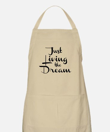 Living the Dream Light Apron