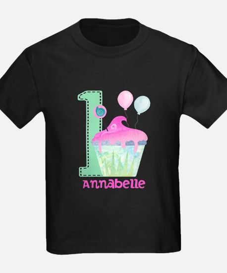 Baby Girl 1st Birthday T-Shirt