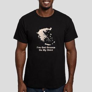 Greece On My Shir T-Shirt