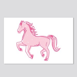 Pretty Ponies Postcards (Package of 8)