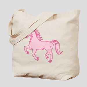 Pretty Ponies Tote Bag