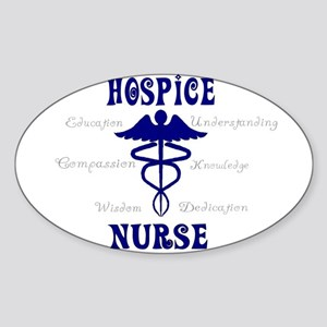 More Hospice Nursing Sticker