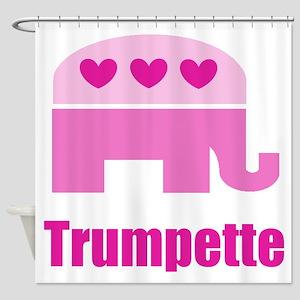 Trumpette Shower Curtain
