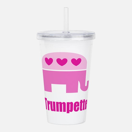 Trumpette Acrylic Double-wall Tumbler