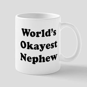 World's Okayest Nephew Mugs