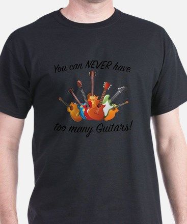 Funny Guitars T-Shirt