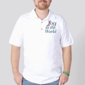 Oy to the World Golf Shirt