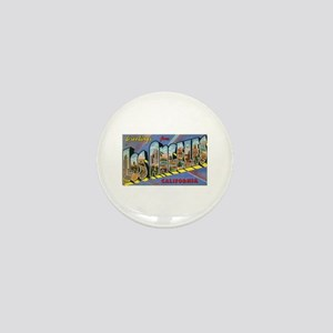 Los Angeles Vintage Mini Button (10 pack)