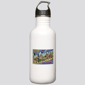 Los Angeles Vintage Stainless Water Bottle 1.0L