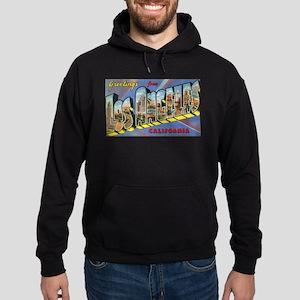 Los Angeles Vintage Hoodie (dark)