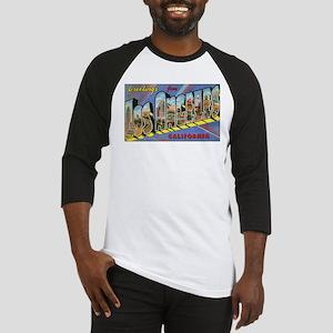 Los Angeles Vintage Baseball Jersey