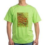 Flat Georgia Green T-Shirt