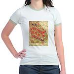 Flat Georgia Jr. Ringer T-Shirt