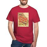 Flat Georgia Dark T-Shirt