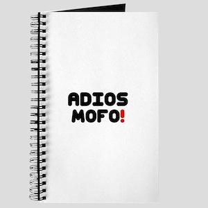 ADIOS MOFO! Journal