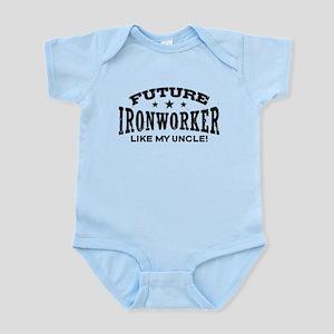 futureironworkeruncle Body Suit
