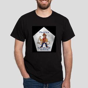 Trump, New Sheriff in Town, 2017, Presiden T-Shirt