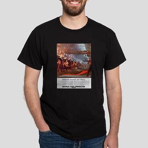 Vintage Republic Steel Workers Dark T-Shirt