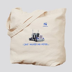 I just waxed my Peter... GUAD Tote Bag