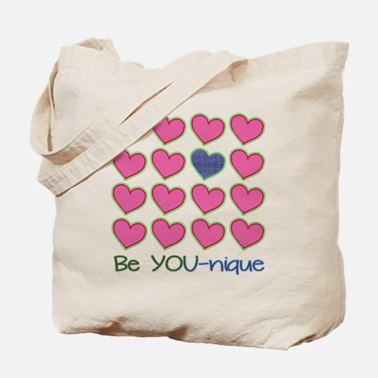 Be YOUnique Tote Bag