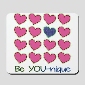Be YOUnique Mousepad