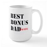 Best Bonus Dad Mugs