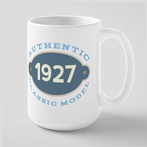 1927 Birth Year Birthday Mugs