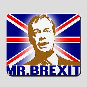 Mr Brexit Mousepad
