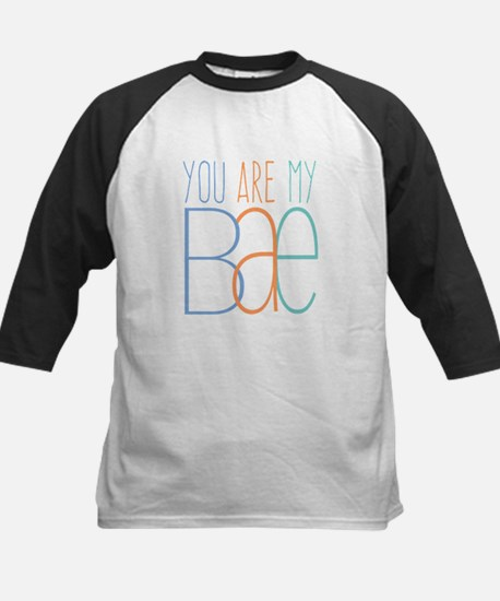 You Are My Bae Baseball Jersey