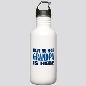 Have No Fear Grandpa I Stainless Water Bottle 1.0L