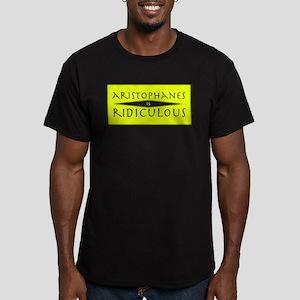 ARISTOPHANES - Ash Grey T-Shirt