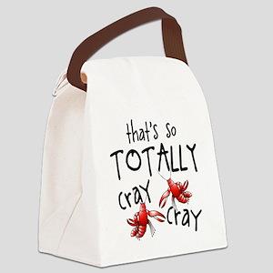 Totally Cray Cray Canvas Lunch Bag