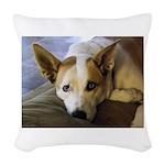Nala Woven Throw Pillow